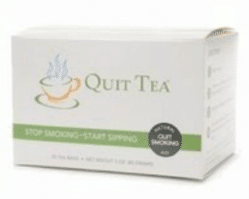 Free Quit Tea Sample