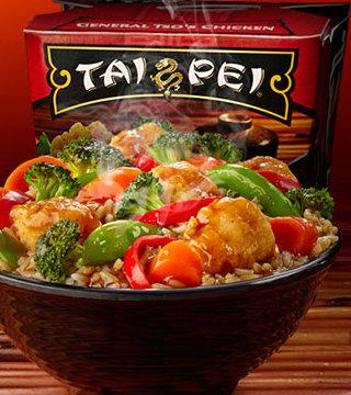 Free Tai Pei Appetizer June 1 Noon EST