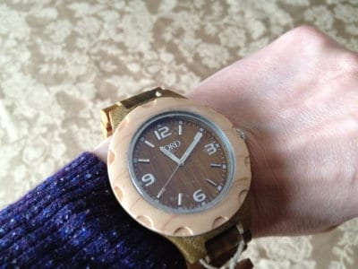 Jord Watch Giveaway from yoFreeSamples
