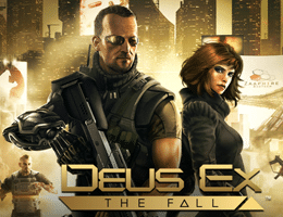 "Free ""Deus Ex: The Fall"" iPhone and iPad Game Download"
