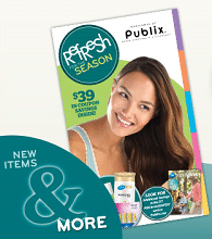 Free $39 Publix P&G Coupon Book