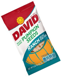 Free David Pumpkin Seeds at Kum & Go