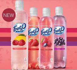 Free Bottle of Sparkling Fruit2O Giveaway