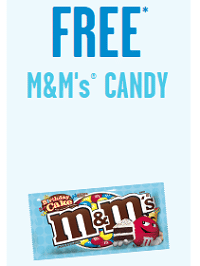 Free M&M's Candy at 7-Eleven Today