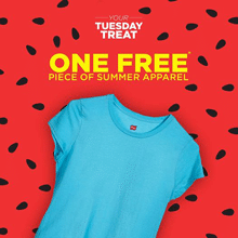Free Piece of Summer Apparel at Sears Outlet