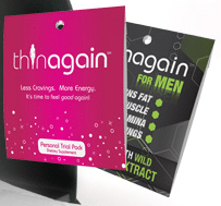 Free Sample of Thinagain Weight Loss Supplement