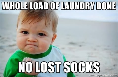 laundry mistakes