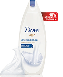 Free Dove Body Wash Sample