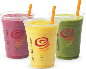 Free Juice at Jamba Juice Stores Today