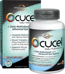 Free 1-Week Supply of Ocucel Daily Multivitamin