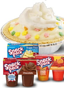 50 Cents Off Coupon for Super Snack Pack Pudding