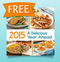 Free 2015 Perdue Recipe Calendar