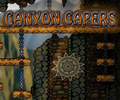 Free Canyon Capers PC Game Download