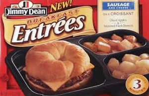 Free Jimmy Dean Frozen Entree at Kroger & Affiliates