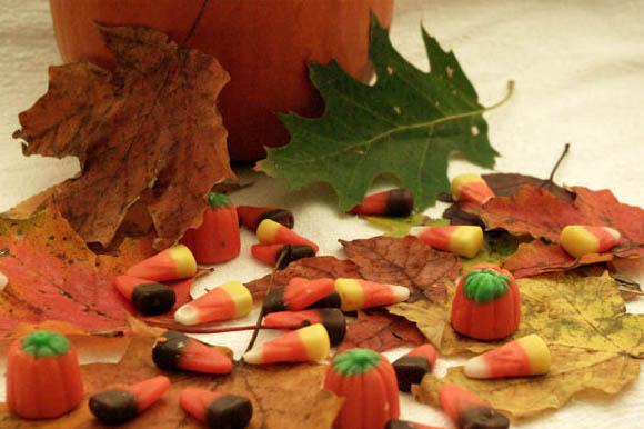 candy corns