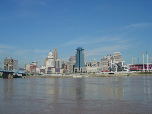 5. Cincinnati, Ohio