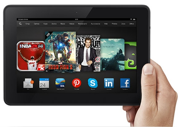 tablet amazon fire