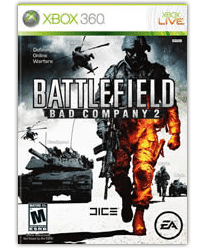 Free Battlefield: Bad Company 2 for Xbox Live Gold Members