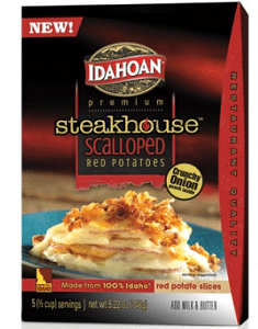 Free Idahoan Steakhouse Potatoes at Kroger