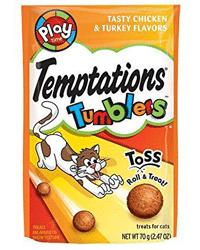 Free Bag of Temptations Tumblers Cat Treats at Kroger