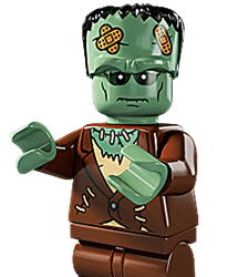Free LEGO Halloween Treat at LEGO Stores on 10/31