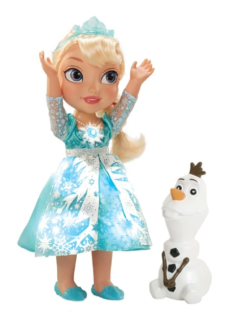 frozen elsa doll