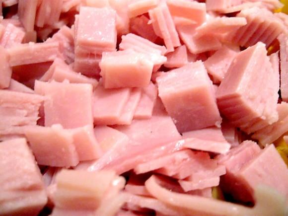 leftovers ham