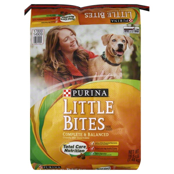 Free Purina Small Dog Food Sample (UK Only)