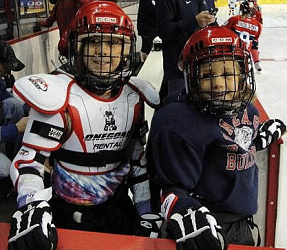 Free Hockey For Kids on 11/8