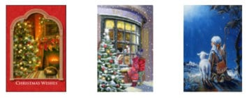 Free Scripture Christmas Cards