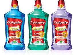 Colgate Mouthwash Sample [App]