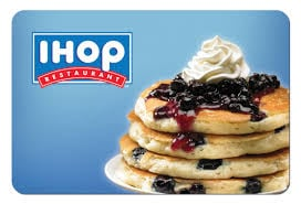 Free Red, White & Blue Pancakes at IHOP Today