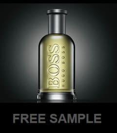 Hugo Boss Fragrance Sample