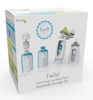 Free Kiinde Twist Starter Kit