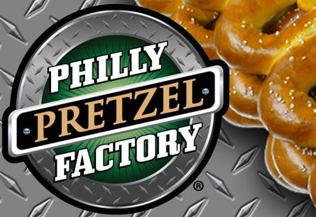 Free Philly Factory Pretzel