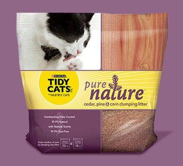 Tidy Cats Pure Nature Full Price Rebate