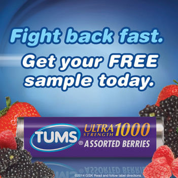 Free Tums Sample for Costco Members