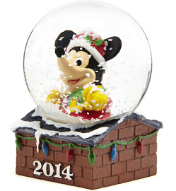 Free 2014 Disney Snow Globes at JCPenney on 12/21