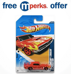 Free Hot Wheels Basic Diecast Car at Meijer