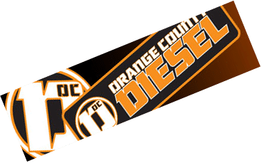 Free Orange County Diesel Stickers