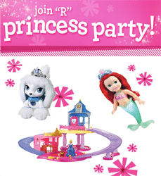 Free Princess Party Event at ToysRUs Today