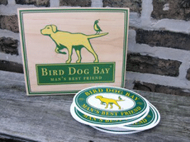 Free Bird Dog Bay Bumper Sticker