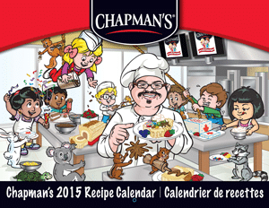 Free Chapman's 2015 Calander (Canada Only)