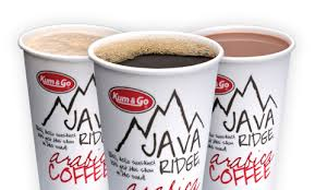 Free Small Java Ridge Coffee At Kum & Go