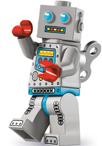 Free LEGO Robot Mini Build at Lego Stores on 3/3