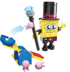 "Free Mega Bloks SpongeBob SquarePants Jellyfish Launcher at Toys""R""Us on 2/7"