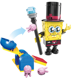 "Free Mega Bloks SpongeBob SquarePants Jellyfish Launcher at Toys""R""Us Today"