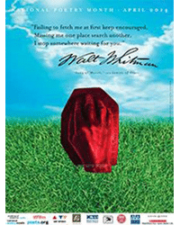 Free 2015 National Poetry Month Poster
