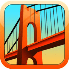 Free Bridge Constructor Game for Android Devices