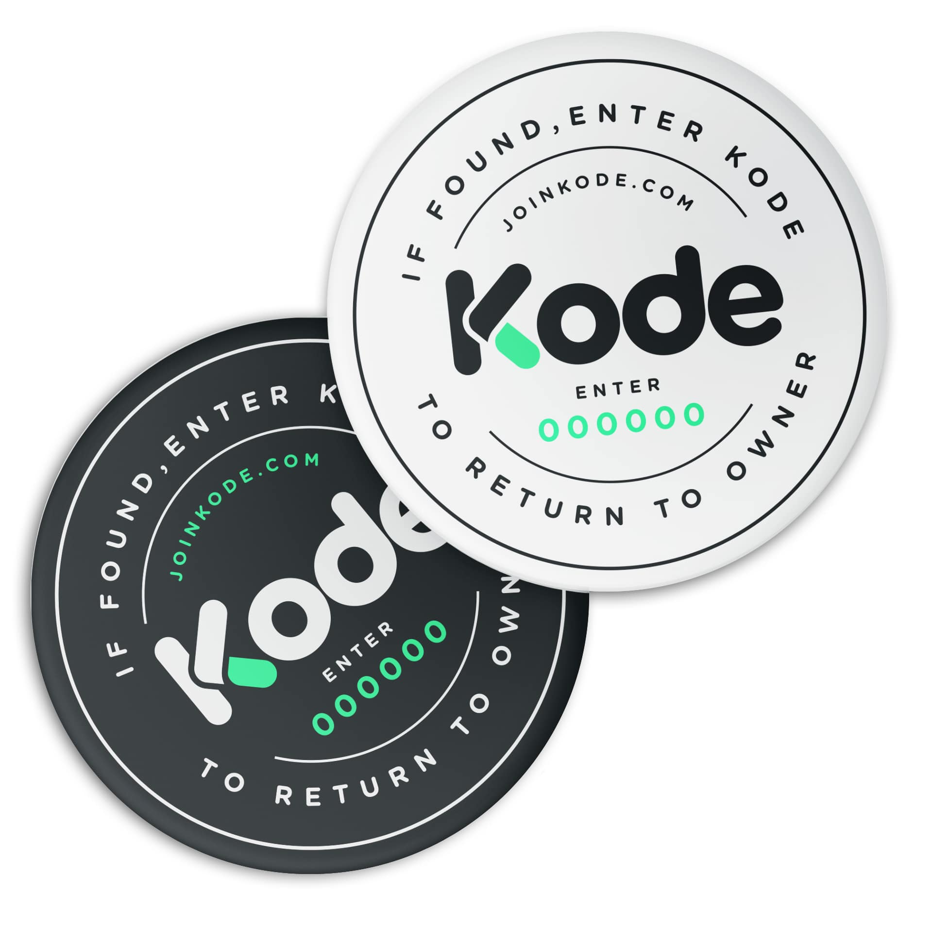 "Free ""Kode"" Stickers"